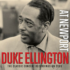 Duke Ellington At Newport - Classic Concert Recordings 2CD 2016 NEW/SEALED