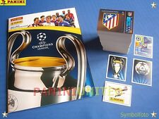 Panini ★CHAMPIONS LEAGUE 2014/2015★complete set + empty album/Leeralbum