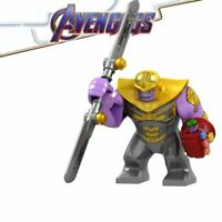 Marvel Avengers: Endgame Super Heroes Thanos Figures Building Blocks Toys Lego