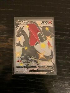 Shiny Charizard V Champions Path 079/073 Pokemon Card Mystery Pack, Read Descrip