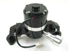 Aluminum BBC 454 Chevy High Flow Electric Water Pump Black BPK-1108BK