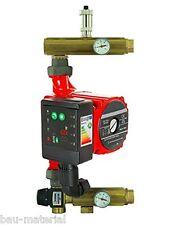 Festwertregelset für Fußbodenheizung mit Pumpe Klasse A 25-60 Mischventil ESBE