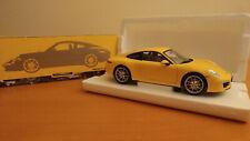 1:18 Minichamps Porsche 911 Carrera S 2011 Limited Edition