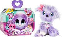 Rescue Pet Little Live Scruff Luvs Plush Mystery Purple Lilac New in Box