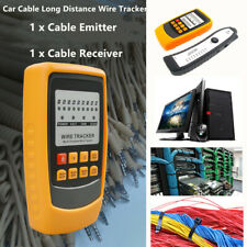 Car Cable Wire Tracker Short & Open Circuit Finder Tester Detector Network Cable