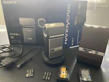 Camescope Sony Handycam HDR TG3E Boite