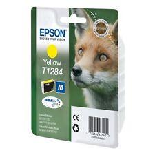 Epson T1284 3,5 ml cartouche jet d'encre jaune original NEUF