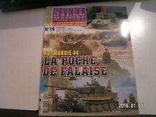 *** Revue Steel Masters HS n°19 Normandie 44 La poche de falaise