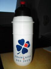 CYCLISME Bidon  FRANCAISE DES JEUX     2001