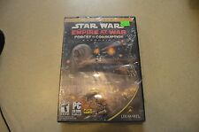 CIB STARWARS EMPIRE AT WAR FORCES OF CORRUPTION EXPANSION PC COMPLETE
