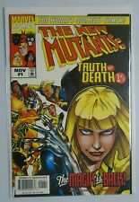 New Mutants #1 8.5 VF+ (1997)