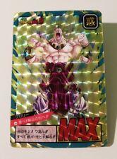 Carte Dragon Ball Z Spécial Broly
