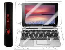 Skinomi FULL BODY Clear Skin+Screen Protector for ASUS Chromebook Flip