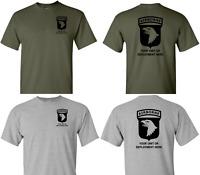 AIR ASSAULT 101 Airborne School SABALAUSKI T-Shirt XL Ft Campbell Kentucky 6oz