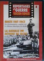 DVD REPORTAGE DE GUERRE 1939-1945 DVD NUMERO 8 Ref 0268