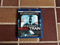 The Midnight Meat Train (Blu-ray Disc, 2009, Directors Cut)