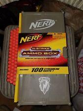 Brand New Hasbro Nerf N-Strike Dart Ammo Box Streamline Darts -100 darts - 2008