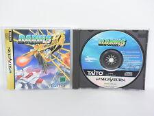 DARIUS GAIDEN Sega Saturn Japan Game ss