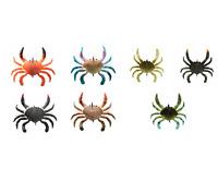 Chasebaits Smash Crab Crab-Imitating TPE Soft Lure Redfish & Striper Bait