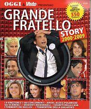 Oggi.Grande Fratello Story 2000-2009,Ferdi Berisa & Co,iii