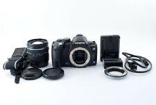 Olympus E-520 (Kit w/ 14-42mm Lens) 2531Shot! OM adapter MF1 [Exc #230A427