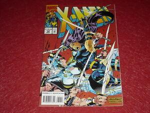 [BD COMICS MARVEL USA] X-MEN (vol.2) # 32 - 1994  Insert Cards Spiderman