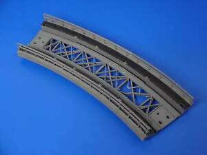 MARKLIN H0 - 7267 - CURVED RAMP SECTION - M K Track /(89)