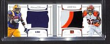 2015 Panini National Treasures National History Patch Booklet NHB-JH Jeremy Hill