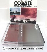Cokin A Series A123 Graduated Pink P2 Resin Filter CA129 1S1393 Gradual Pink P2