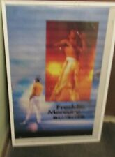 Queen Poster New 1992 Rare Vintage Collectible Oop Live Freddie Mercury