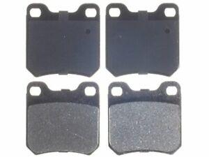 For 2001-2005 Saturn L300 Brake Pad Set Rear Raybestos 63328PZ 2002 2003 2004