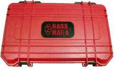 """Bass Mafia 3700Dd Bait Coffin Deep Tackle Box 14.25"""" x 8.5"""" x 4.25"""""""