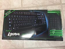 Razer Lycosa RZ03-0018 USB Wired Backlit Programmable Gaming Keyboard
