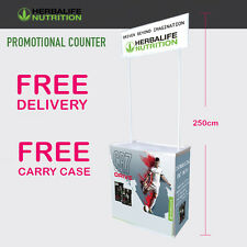 Herbalife Promotional Display Stands -Popup/Exhibition Stand_Ronado 2