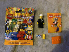 LEGO Minifigure Series 18 POLICEMAN Brand New Sealed In Pack