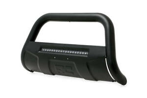 Rough Country For Toyota 07-20 Tundra Bull Bar w/LED Light Bar Black