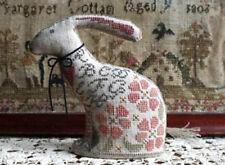 Sweet Pea Bunny Rabbit La-D-Da Cross Stitch Pattern