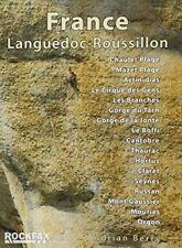 France: Languedoc - Roussillon: Rock Climbing Guide Rockfax Climbing  neuf