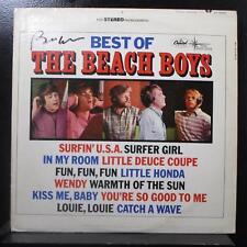 The Beach Boys - Best Of The Beach Boys LP VG DT-2545 Vinyl Brian Wilson Signed
