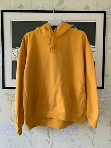 Baggy Fit Yellow Hoodie From PRIMARK - Size M (12/14)