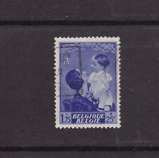 Belgium 1937 Queen Astrid 1f75c+25c VFU SG793