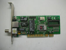 Yes Netware RJ45 BNC PCI