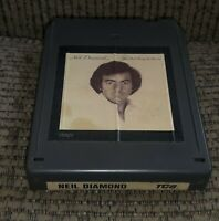 Neil Diamond You Don't Bring Me Flowers 1978 CBS 8 Track Tape FCA 35625 Vintage