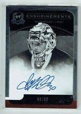 11-12 UD The Cup Enshrinements  Ryan Miller  /50  Auto