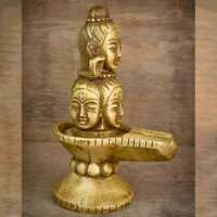 Resin Shiva on Shiva Statue