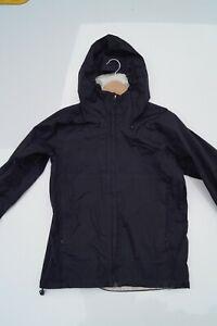Patagonia torrentshell waterproof jacket / coat. Black. Size small