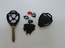 New 4 Button Remote Head Key Case Shell Entry Case Replacement For Toyota