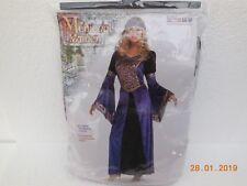Mittelalterliche Magd/Gothic ~ Damen Kostüm ~ Größe 14 - 16 ~ Forum Novelties