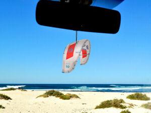 Air Freshener – Kitesurfing real Kite shape - different models and fragrances