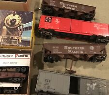 Vintage ho train parts and accessories diecast metal